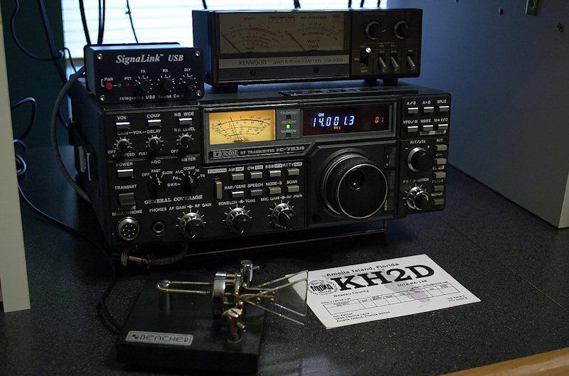 QSL image for KH2D