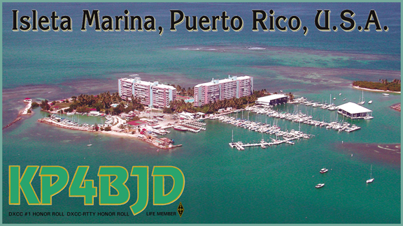 QSL image for KP4BJD