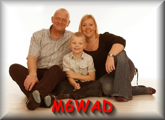 QSL image for M6WAD