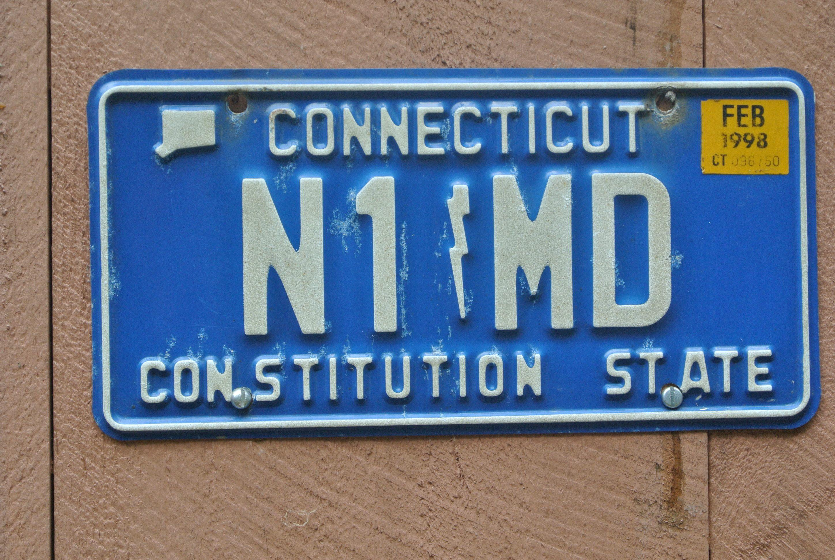 QSL image for N1MD