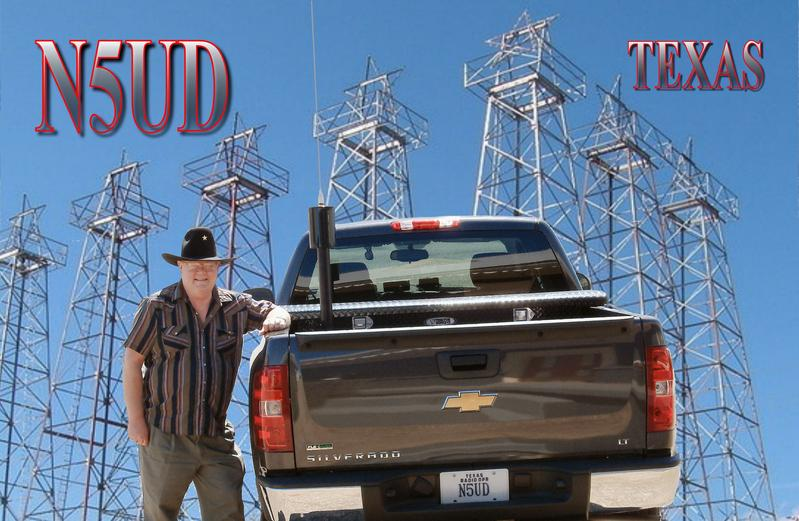 QSL image for N5UD