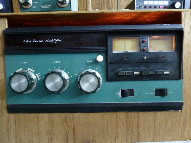 My Heathkit SB240