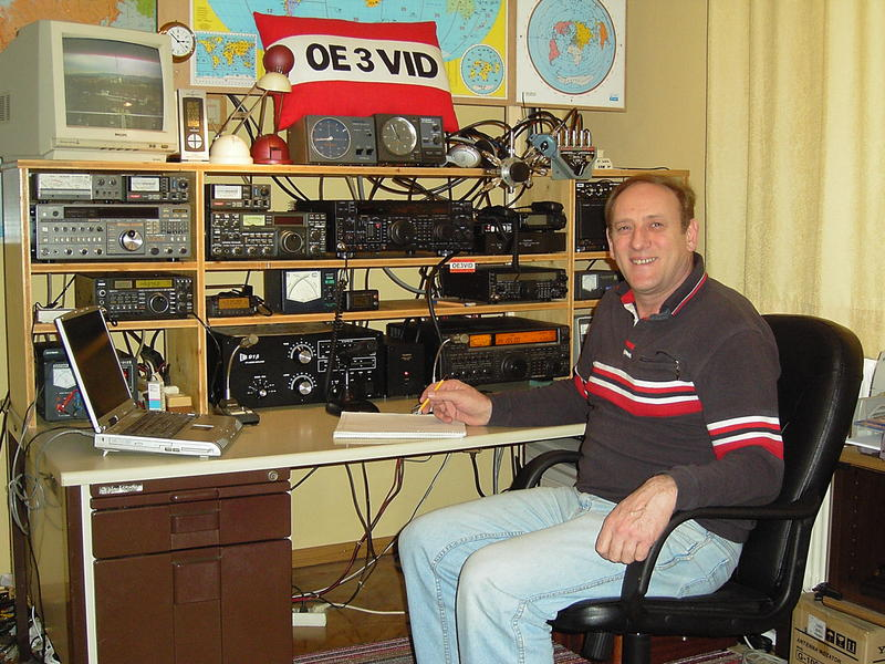 QSL image for OE3VID
