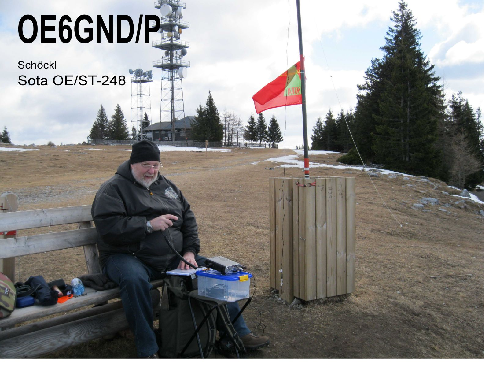 QSL image for OE6GND