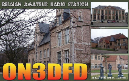 QSL image for ON3DFD
