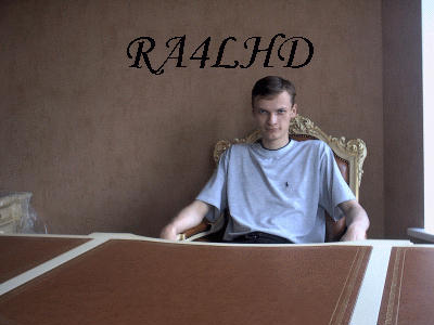 QSL image for RA4LHD