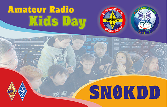 QSL image for SN0KDD