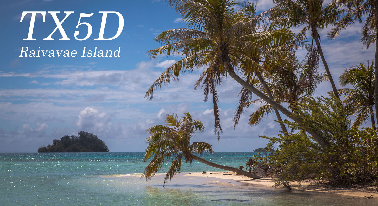 QSL image for TX5D