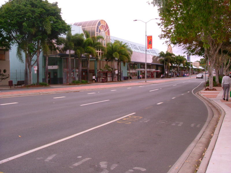 Caboolture township