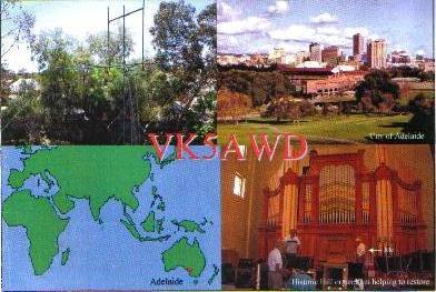 QSL image for VK5AWD