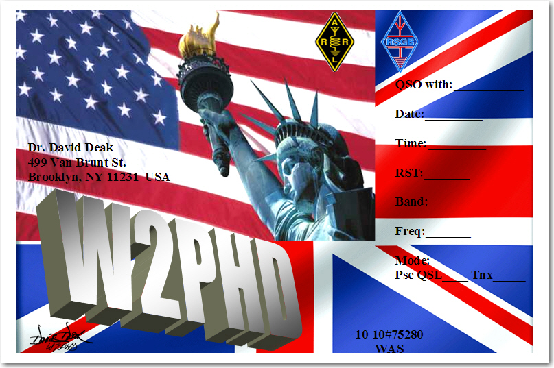 QSL image for W2PHD