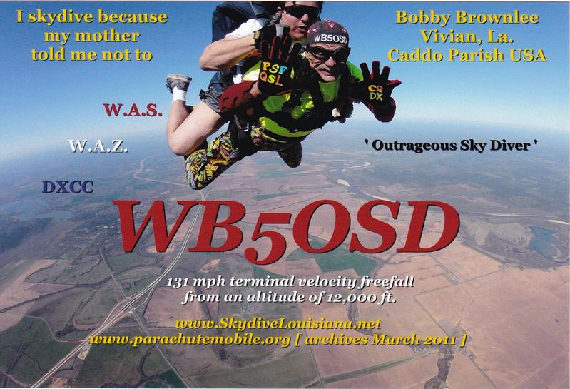 QSL image for WB5OSD