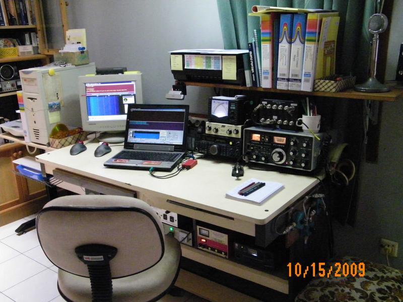 QSL image for YB1AQD