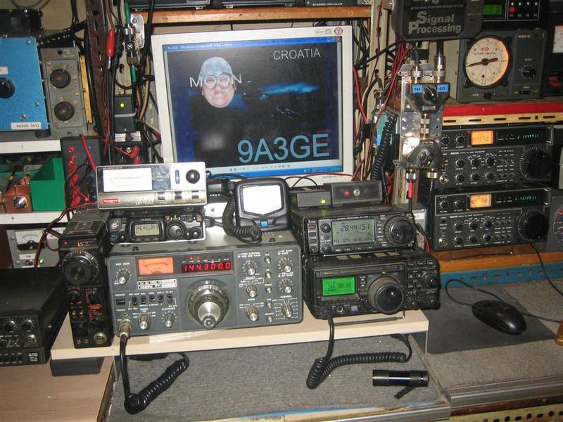 QSL image for 9A3GE