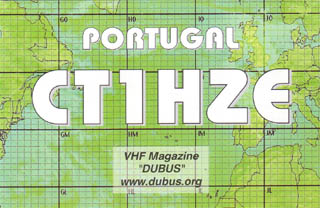 QSL image for CT1HZE