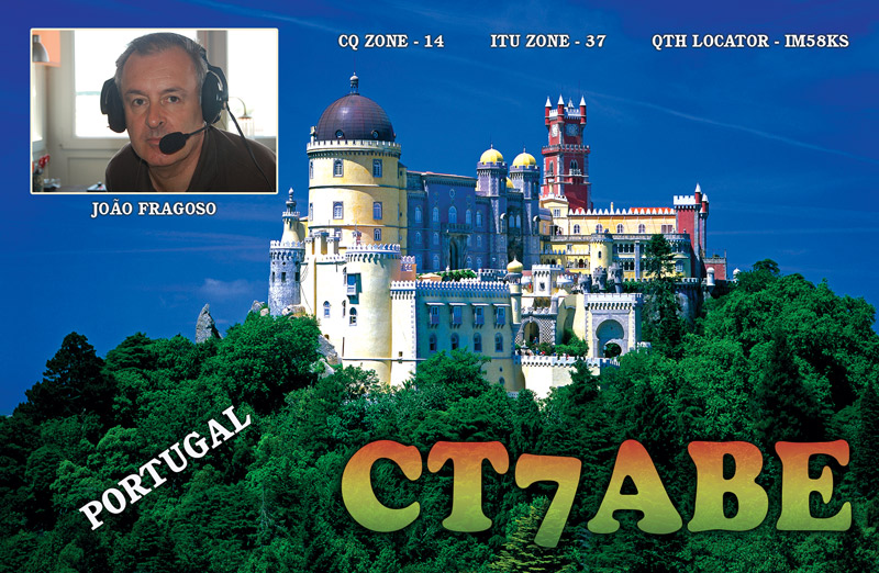 QSL image for CT7ABE