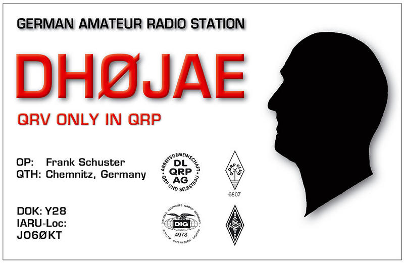 QSL image for DH0JAE