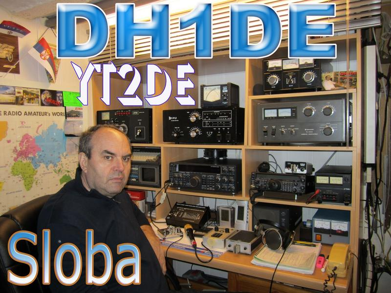 QSL image for DH1DE