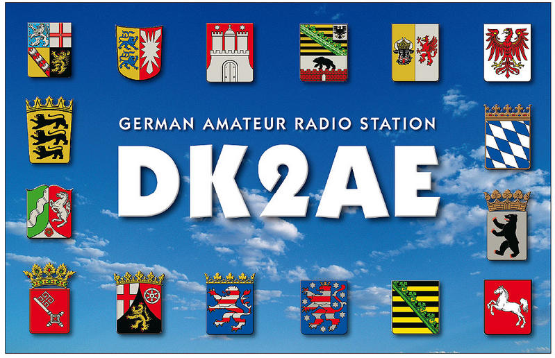 QSL image for DK2AE