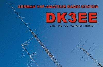 QSL image for DK3EE