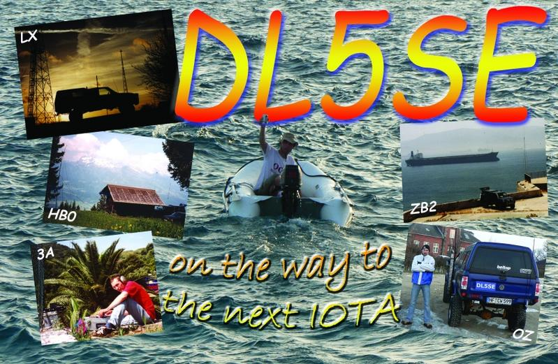 QSL image for DL5SE
