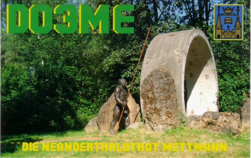 QSL image for DO3ME