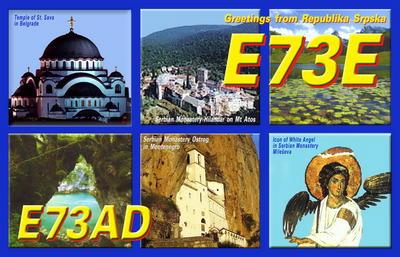QSL image for E73E