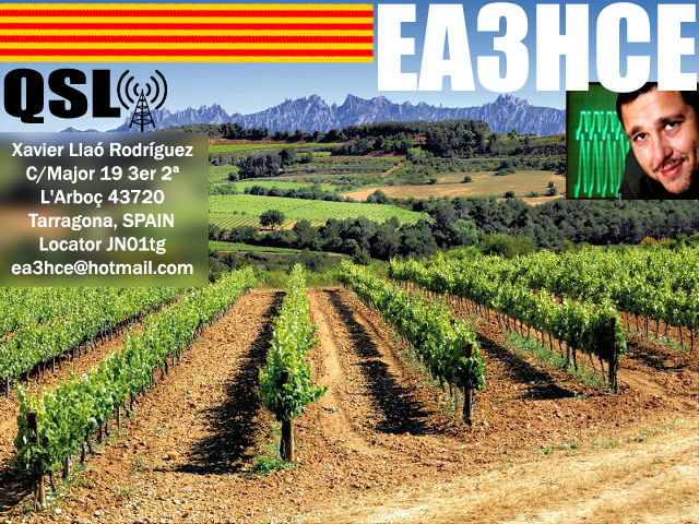QSL image for EA3HCE
