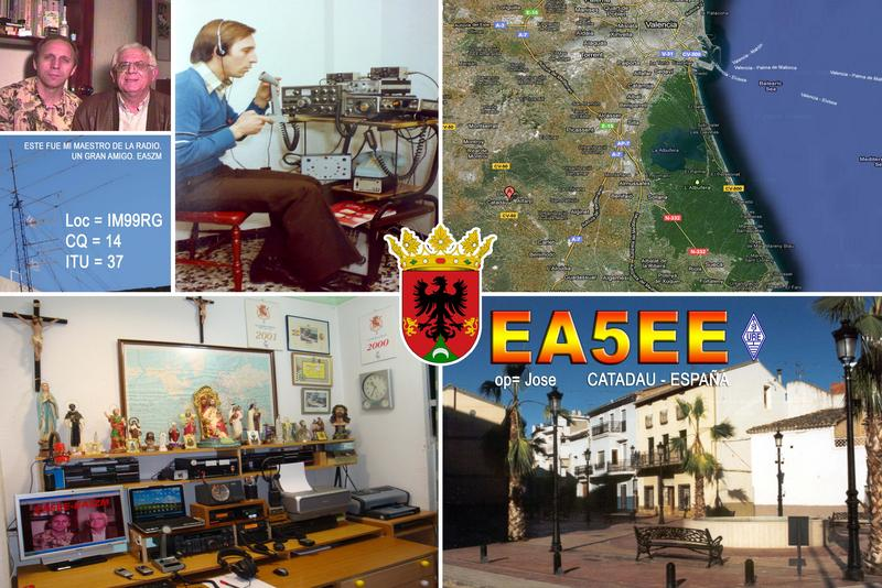 QSL image for EA5EE