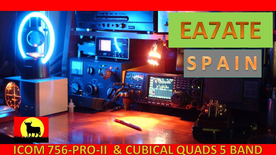 QSL image for EA7ATE