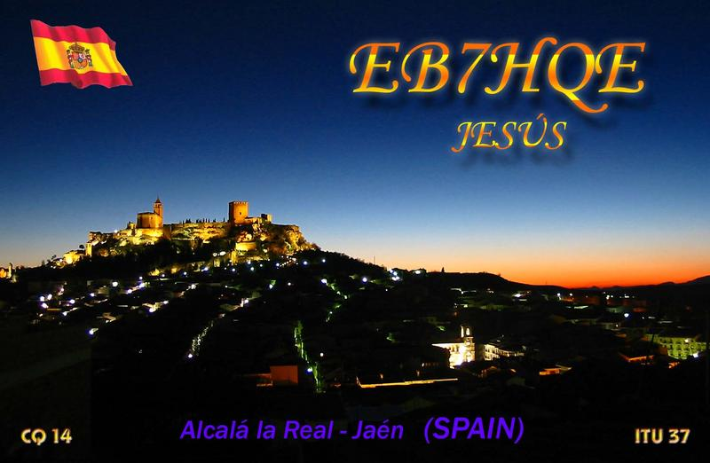 QSL image for EB7HQE