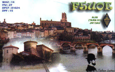 QSL image for F5UOE