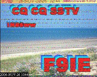 QSL image for F9IE