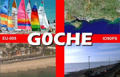 QSL image for G0CHE