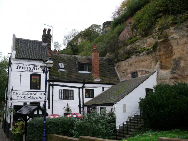 Englands oldest Inn