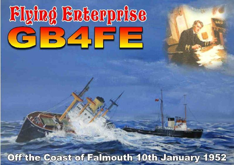 QSL image for GB4FE