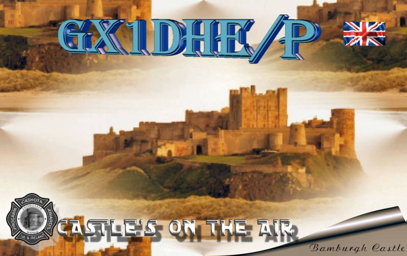 QSL image for GX1DHE