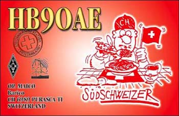 QSL image for HB9OAE