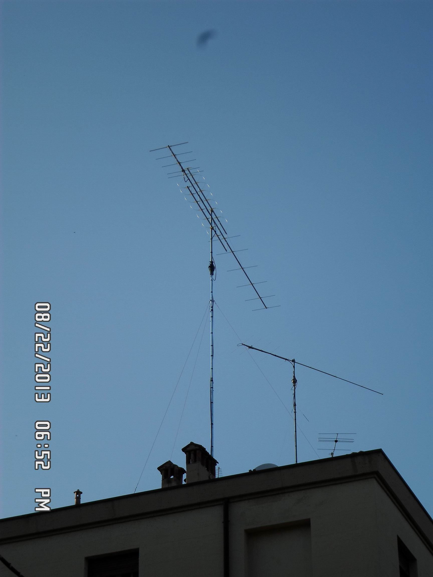 QSL image for I4BME