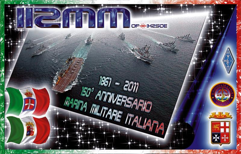 II2MM 2011 QSL