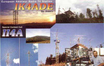 QSL image for IK4ADE