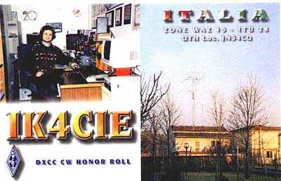 QSL image for IK4CIE