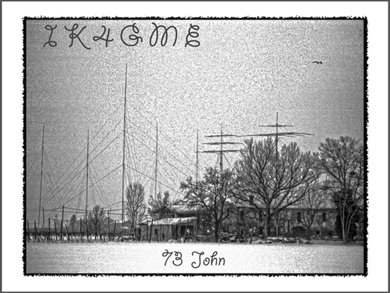 QSL image for IK4GME