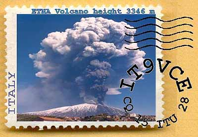 QSL image for IT9VCE