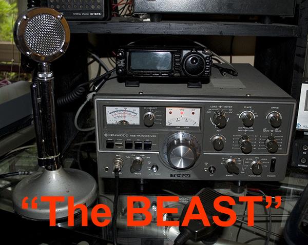 KK4ICE TS-520 The Beast