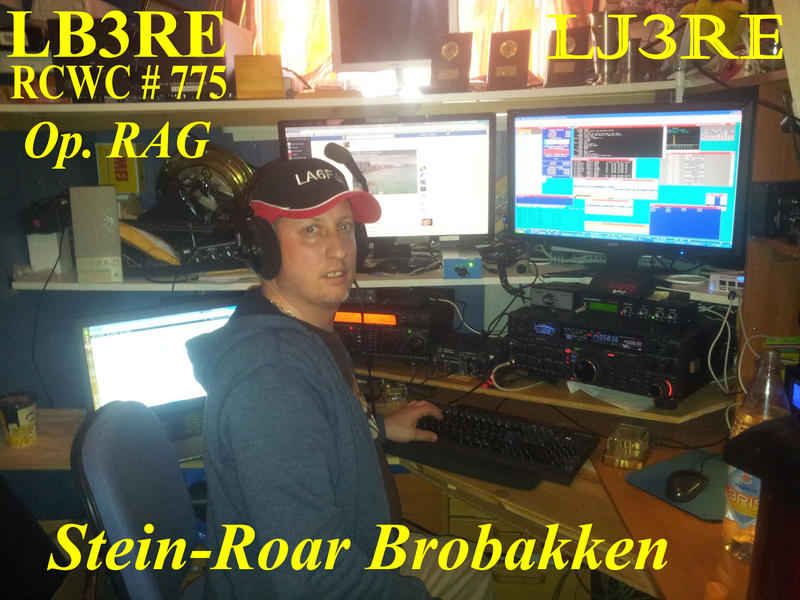 QSL image for LB3RE