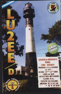QSL image for LU2EE
