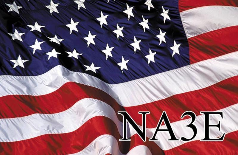 QSL image for NA3E
