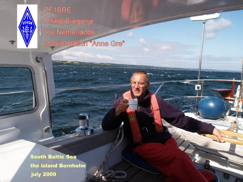 QSL image for PF1BRE