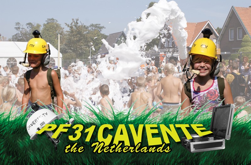 QSL image for PF31CAVENTE